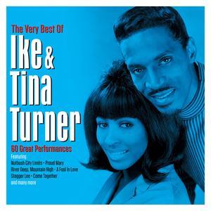 IKE & TINA TURNER The Very Best Of- DCD