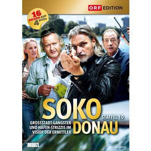 ORF EDITION SOKO Donau: Staffel 10*#- DVD