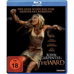 John Carpenters The Ward#- Blu-Ray