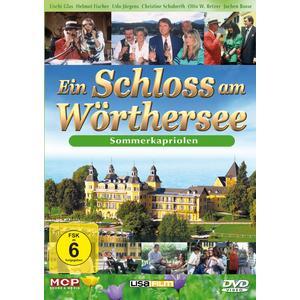 Ein Schloss am Wörthersee: Sommerkapriolen- DVD