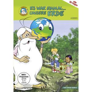 Es war einmal... unsere Erde#- DVD