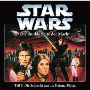 STAR WARS Die dunkle Seite der Macht: Die Schlacht um die Katana Flotte - Teil 5- CD
