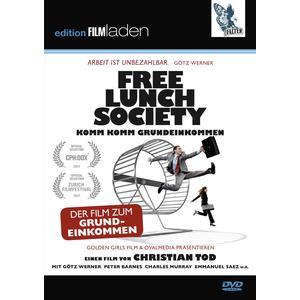 Free Lunch Society- DVD