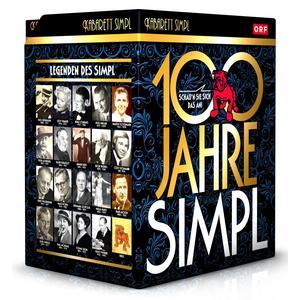 100 Jahre Simpl: Gesamtausgabe- DVD