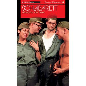 Edition SCHLABARETT Atompilz von links- DVD