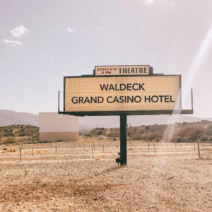 WALDECK Grand Casino Hotel- CD