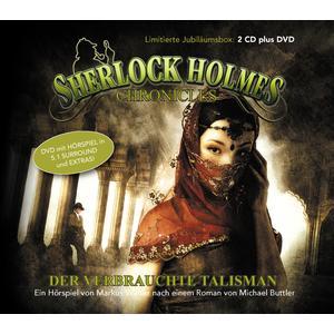 SHERLOCK HOLMES CHRONICLES Der verbrauchte Talisman - Folge 50 - Special DVD Edition- DCD