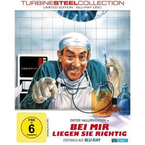 Bei mir liegen Sie richtig (Turbine Steel Collection)*- Blu-Ray