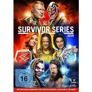 WWE Survivor Series 2019- DVD
