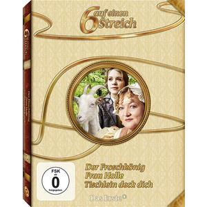 Sechs auf einen Streich: Märchenbox Vol. 02- DVD