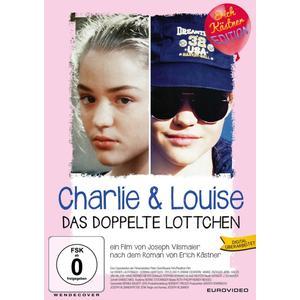 Charlie & Louise (rem.)- DVD