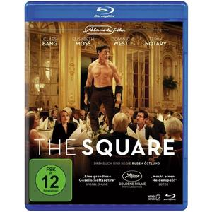 The Square#- Blu-Ray