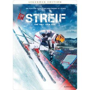 Streif: One Hell of a Ride (Steelbook)#- DVD