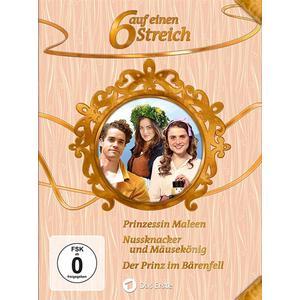 Sechs auf einen Streich: Märchenbox Vol. 13- DVD