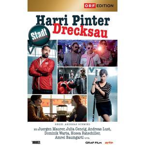 ORF Stadtkomödien: Harri Pinter, Drecksau- DVD