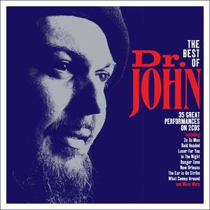 DR. JOHN The Best Of- DCD