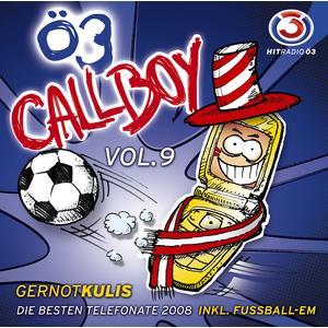 KULIS, GERNOT Callboy Vol. 9 CD- CD