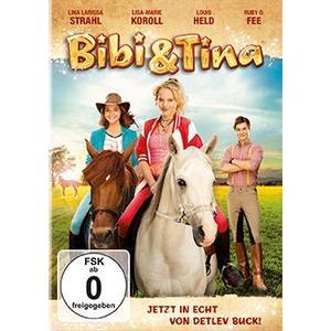 BIBI UND TINA Der Film 1#- DVD