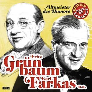 BoK GRÜNBAUM, FRITZ / FARKAS, KARL u.a. Altmeister des Humors- CD