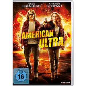 American Ultra#- DVD