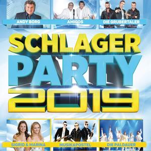 VARIOUS Schlager Party 2019- CD