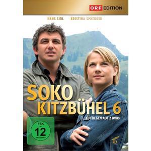 ORF EDITION SOKO Kitzbühel 06- DVD