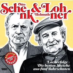 BoK SCHENK, OTTO & LOHNER, HELMUT Lacherfolge- CD