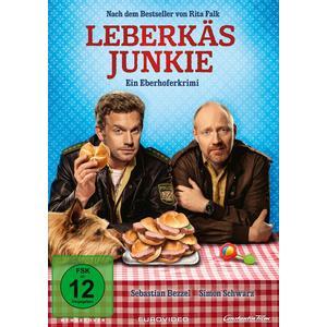 Leberkäsjunkie: Ein Eberhoferkrimi- DVD