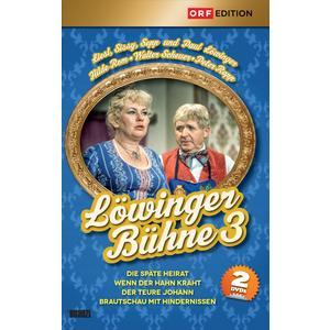 ORF EDITION Löwingerbühne 3- DVD