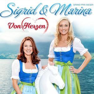 SIGRID & MARINA Von Herzen- CD