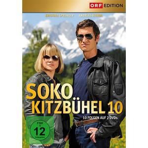 ORF EDITION SOKO Kitzbühel 10- DVD