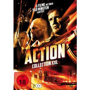 Action Box (6 Filme) FSK 18**- DVD