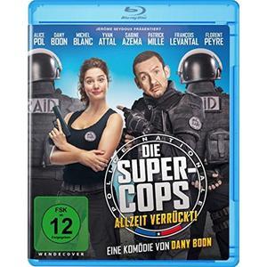 Die Super-Cops: Allzeit verrückt!#*- Blu-Ray