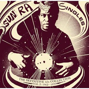 SUN RA Singles Volume 2- MLP/LP
