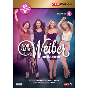 ORF EDITION Vorstadtweiber: Staffel 4- DVD
