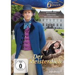 Sechs auf einen Streich: Der Meisterdieb*- DVD