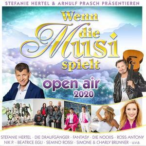 VARIOUS Wenn die Musi spielt - Winter Open Air 2020- CD