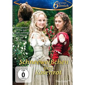 Sechs auf einen Streich: Schneeweisschen und Rosenrot*- DVD