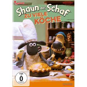 SHAUN DAS SCHAF Zu viele Köche#- DVD