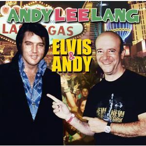 LANG, ANDY LEE Elvis & Andy- CD