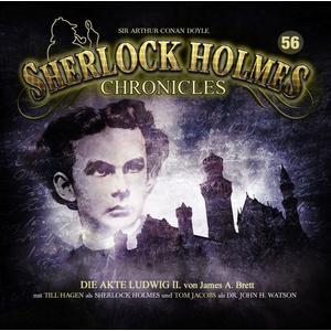 SHERLOCK HOLMES CHRONICLES Die Akte Ludwig II - Folge 56- CD