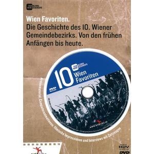 Bezirksgeschichte 10: Wien Favoriten- DVD