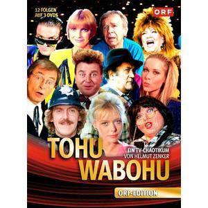 ORF EDITION Tohuwabohu 1: Folgen 01-12- DVD