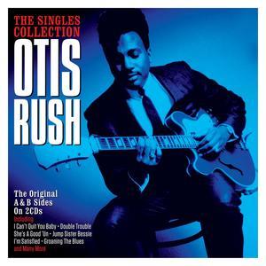 RUSH, OTIS The Singles Collection- DCD