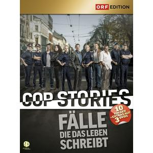 ORF EDITION CopStories: Staffel 1- DVD