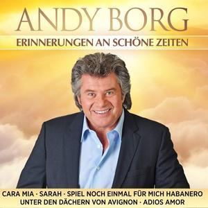 BORG, ANDY Erinnerungen an schöne Zeiten (CD)- CD
