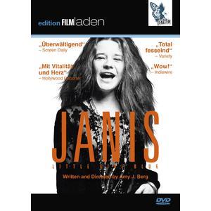 Janis: Little Girl Blue- DVD