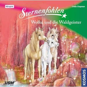 STERNENFOHLEN 16: Wolke und die Waldgeister- CD