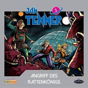 JAN TENNER Angriff des Rattenkönigs - Folge 5- CD