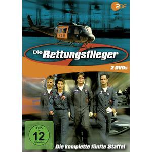 Die Rettungsflieger: Staffel 05- DVD